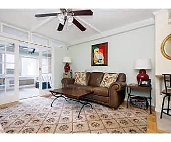 Living Room, 240 E 55th St 3C, 0
