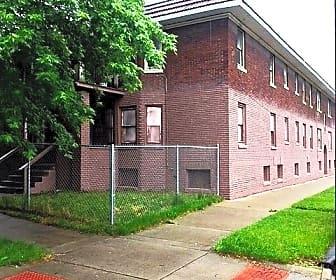 Building, 1701 Evans St, 0