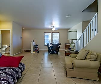 Living Room, 4703 W Lindenthal Ln, 0