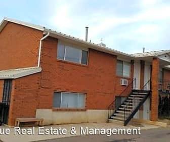 Building, 555 N 700 E, 0