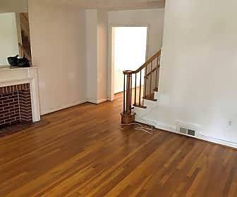 Living Room, 1231 Cedarcroft Rd, 0