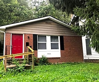 Building, 3433 Caroline Ave, 0