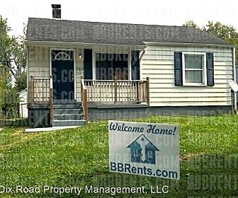 Community Signage, 2309 Byron St, 0
