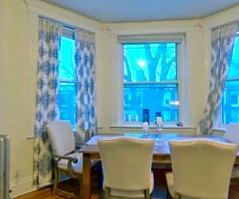 Dining Room, 22 Euston Street, 0