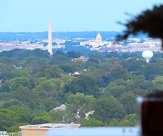 Sweeping views of DC from every window, 888 N. Quincy St. Unit 1904, 0
