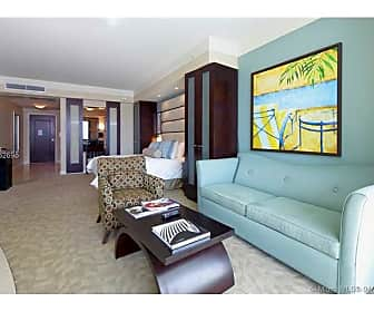 Living Room, 4391 Collins Ave 918, 0