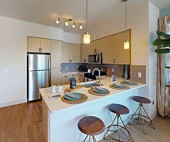 Kitchen, The Braydon Apartments, 0