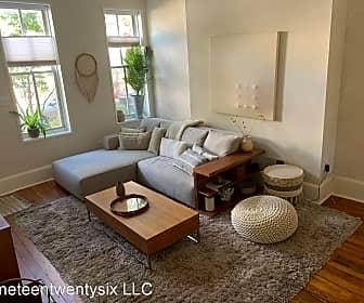 Living Room, 1926 North St, 0