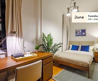 Bedroom, 222 W 116th St, 0