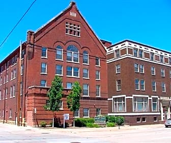 Henry Stout Apartments, 0
