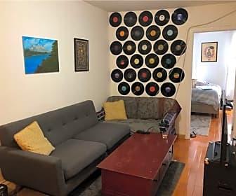 Living Room, 74 Manhattan Ave, 0