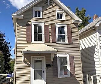 Building, 215 Alexander St, 0