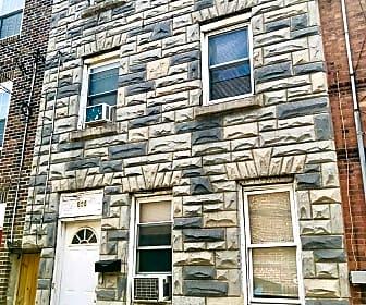 Building, 838 League St, 0