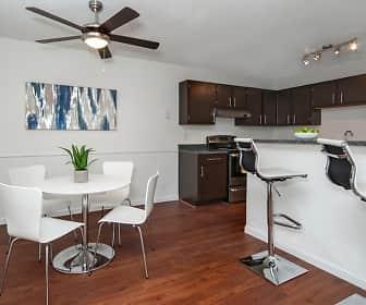 Kitchen, The Enclave, 0
