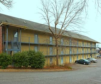 Building, Quail Ridge Apartments, 0