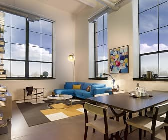 Dining Room, Parkway Lofts, 0