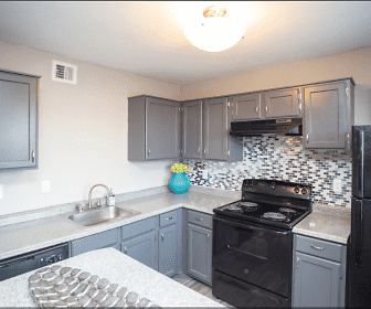 Kitchen, The Residences at Northgate, 0
