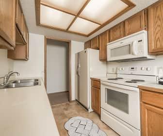 Kitchen, The Concorde Apartments, 0