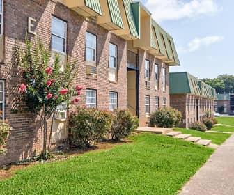 Building, Lanier Terrace Apartments, 0