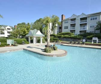 Pool, Greenbrier Apartments, 0