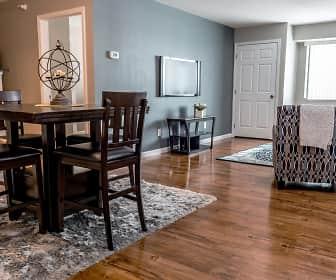 Dining Room, Emberwood Apartments, 0
