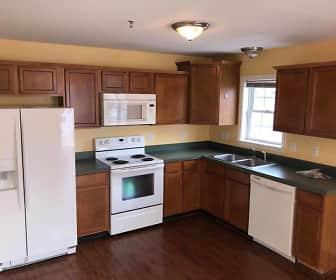 Kitchen, BUP Rentals, 0