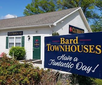 Community Signage, Bard Townhouses, 0