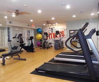 Fitness Weight Room, Aspen Run Apartments, 0