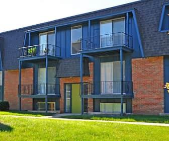 Building, Timberbrook Apartments, 0