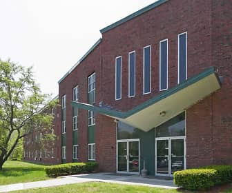 Building, Ashford Hills Apartments, 0