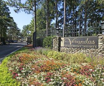 Community Signage, Verandas On The Green, 0