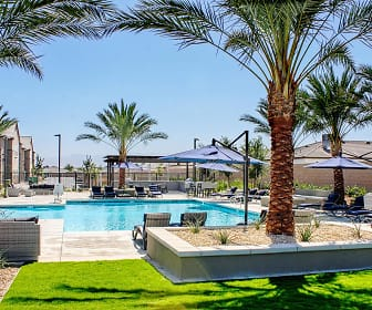 Pool, The Boardwalk Luxury Apartments, 0