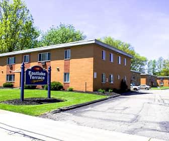 Community Signage, Eastlake Terrace & Maple Park Apartments, 0