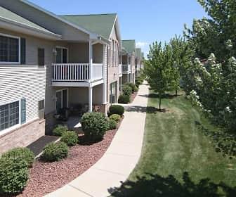 Building, Hawk's Ridge Apartments, 0