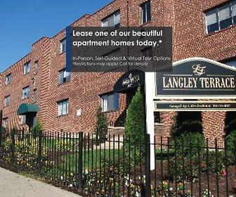 Community Signage, Langley Terrace, 0
