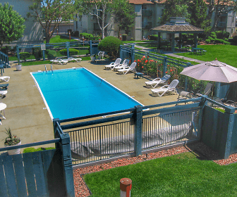 Pool, Clearwater Square Apartments, 0