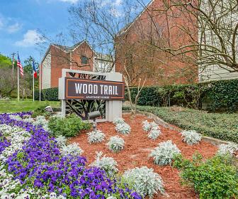Community Signage, Wood Trail Apartments, 0