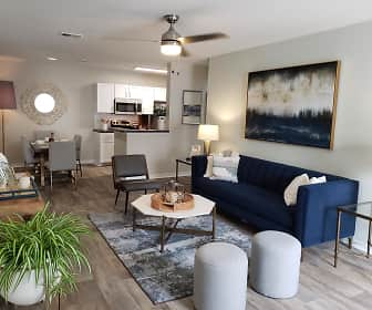 Living Room, Country Club Lakes, 0