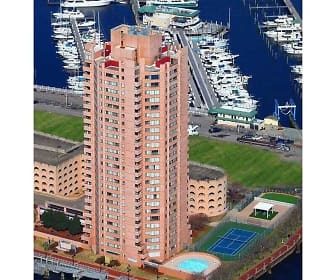 Harbor Tower Apartments, 0