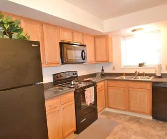 Kitchen, Park Central North, 0