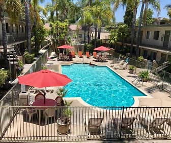 Pool, La Habra Hills Apartments, 0