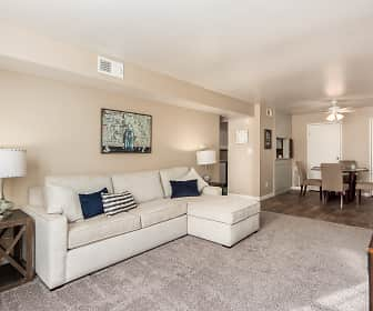 Living Room, Century City Apartments, 0