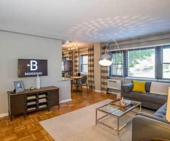 Living Room, Bridgeyard Apartments, 0