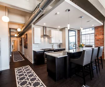 Kitchen, Lofts At Elk Terminal, 0