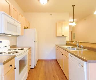 Kitchen, HighPointe Apartments, 0