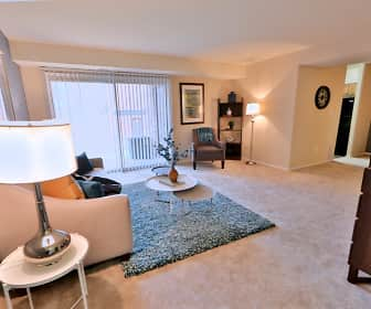 Living Room, Taylor Park Apartment Homes, 0