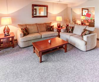 Living Room, New Legacy Apartments, 0