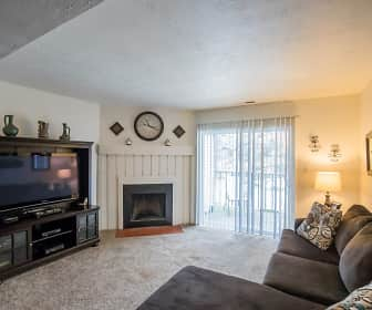 Living Room, Westbrook Apartment Homes, 0
