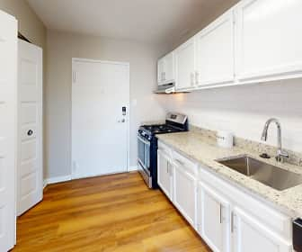 Kitchen, Westchester Tower Apartment Homes, 0