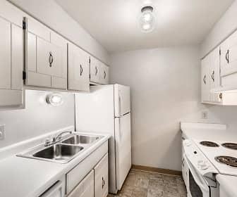 Kitchen, Coronado Apartments, 0
